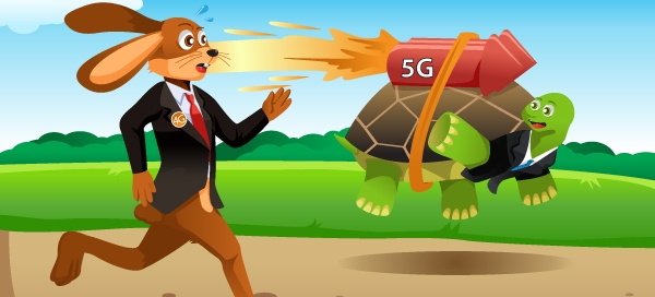 4G vs 5G - New standards are coming