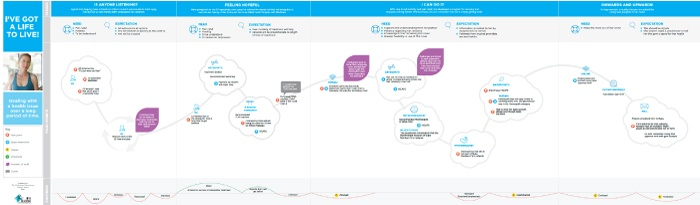 Customer Journey Map by Fifth Quadrant CX