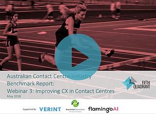 Contact Centre Benchmark Report Australia